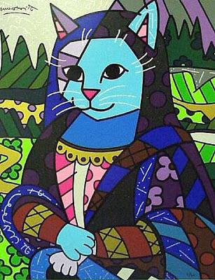 gatos-romero-britto