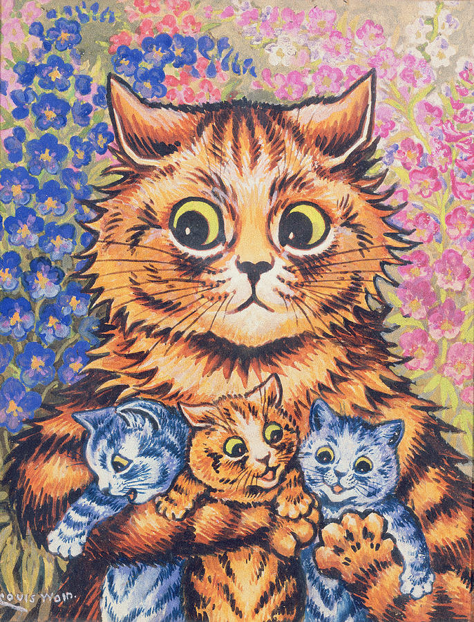 louis_wain_gatos