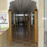 Pasillo - Hospital veterinario Cruz Cubierta