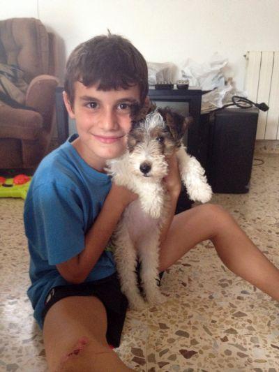 beneficios psicológicos de tener mascota para los niños