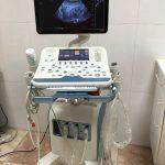 Ecógrafo Hospital Veterinario Cruz Cubierta