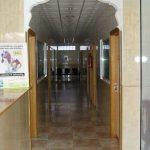 Pasillo - Hospital veterinario Cruz Cubierta