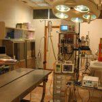 Quirófano Hospital Veterinario Cruz Cubierta